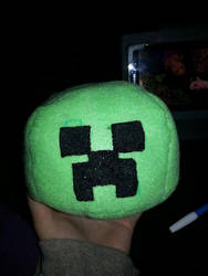 Creeper Dango Plush