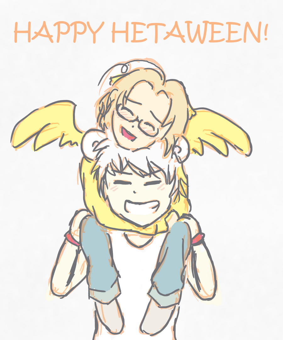 Happy Hetaween! by indie-scarf