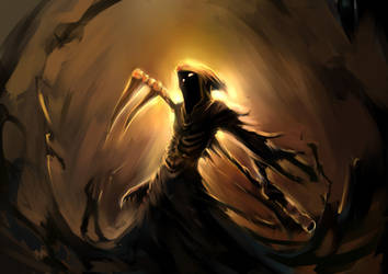 +Fear the Reaper+ by moni158