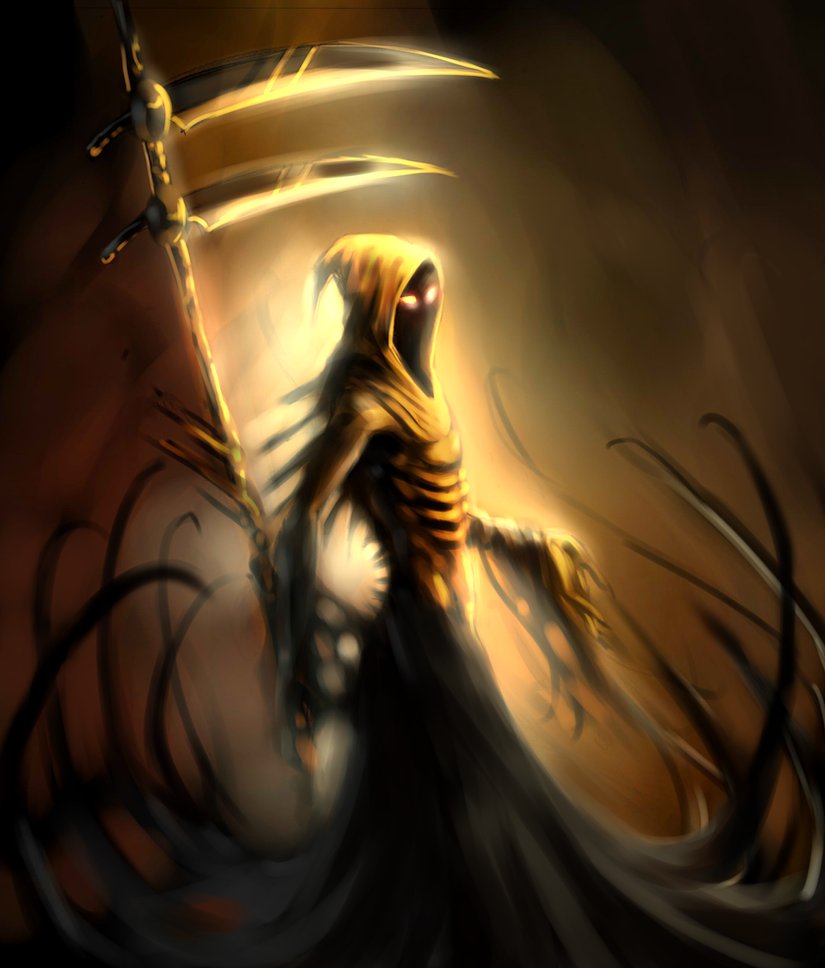 reaper anime wallpaper - photo #21