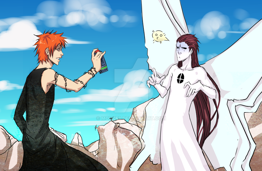 +Aizen is doomed....+ by moni158