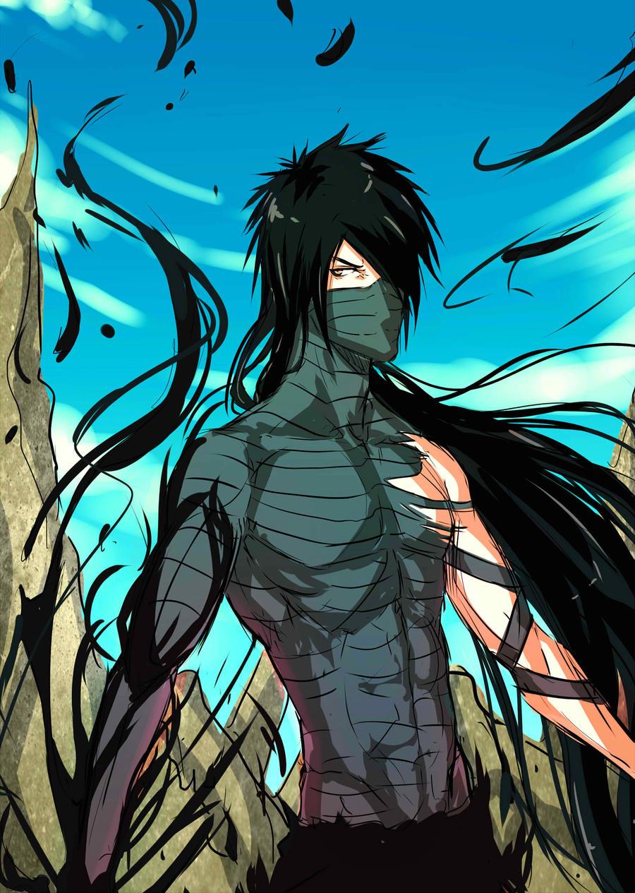 +Ichigo: Getsuga Tensho+ by moni158