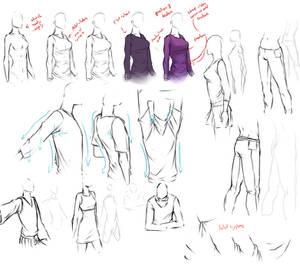 Clothes tips