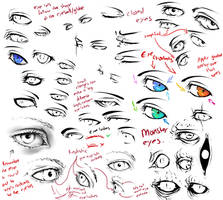 +more eye tips+