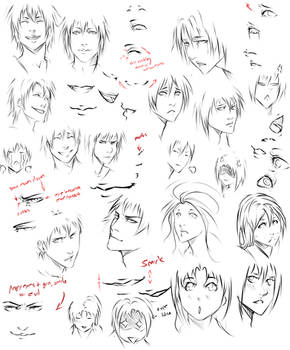 Drawing expression tips
