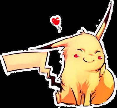 Pikachu by moni158