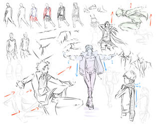 Clothes study 2 by moni158