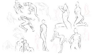 Free poses