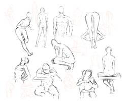 free poses 2