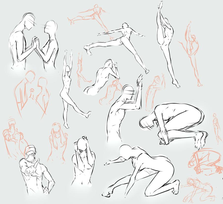 free poses 3 by moni158 on DeviantArt