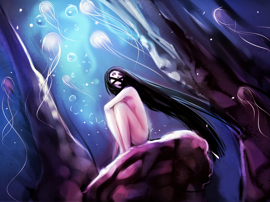 Jellyfish by moni158