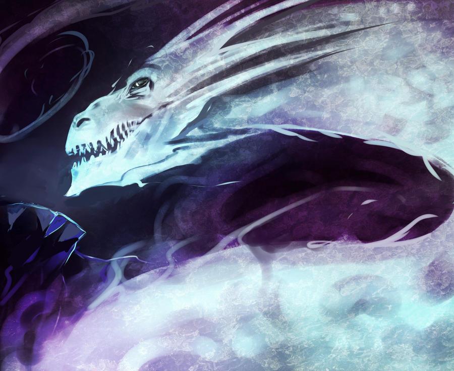 Spirit Dragon by moni158