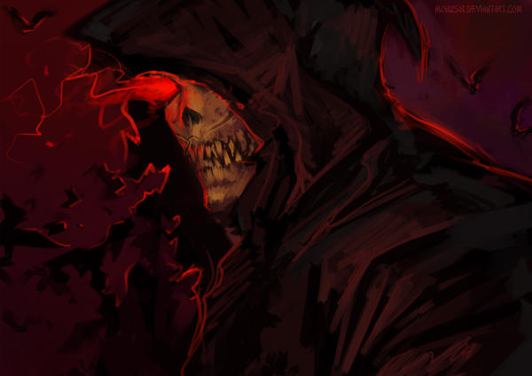 Reaper by moni158