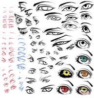 Eyezzzz by moni158