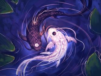 Yin Yang by moni158