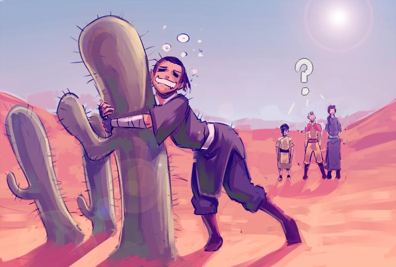 Cactus love... by moni158