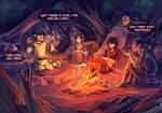 Campfire stories...