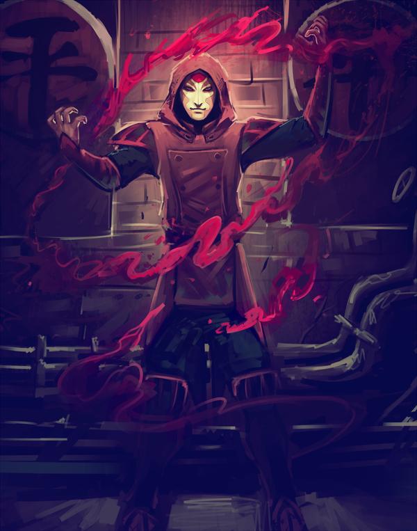 Blood Bender by moni158