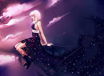 Cosmic by moni158
