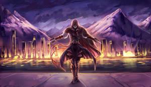 Republic City: Hidden One