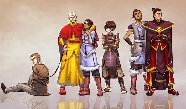 Avatar: Grown Up Gaang