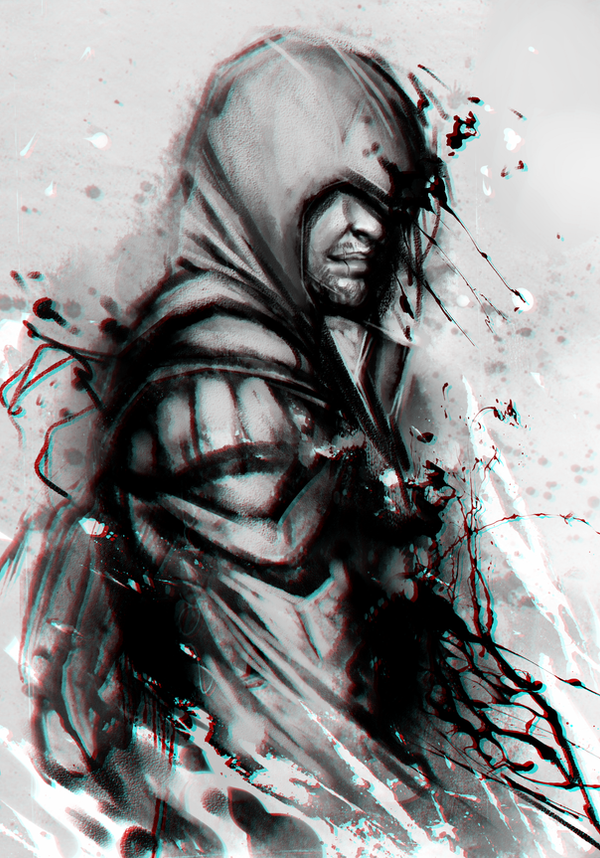 Ezio Auditore by moni158