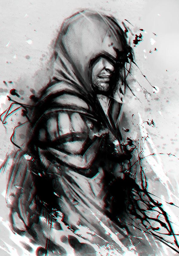 Ezio Auditore by moni158