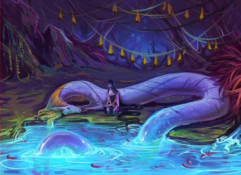 The Wishing Pool