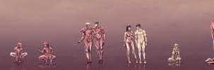 Attack on Titan AU