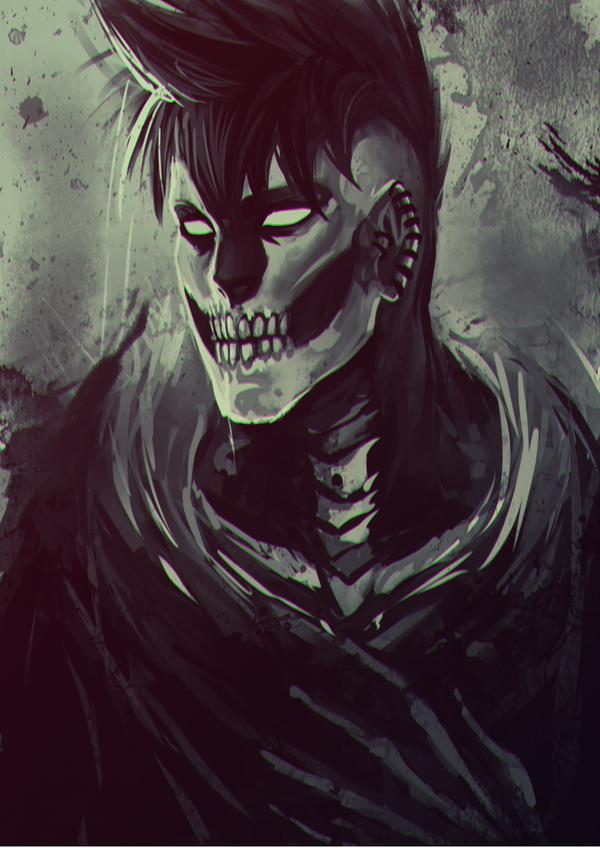 Zombie by moni158