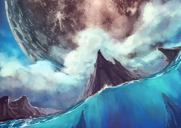 Tides by moni158