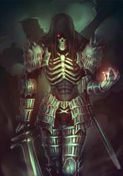 DarkWraith by moni158
