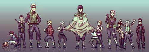 Team 7 by moni158