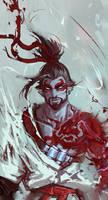Demon Hanzo