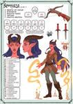 Semyaza Character Sheet