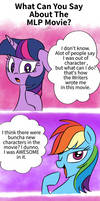 How's the MLP Movie