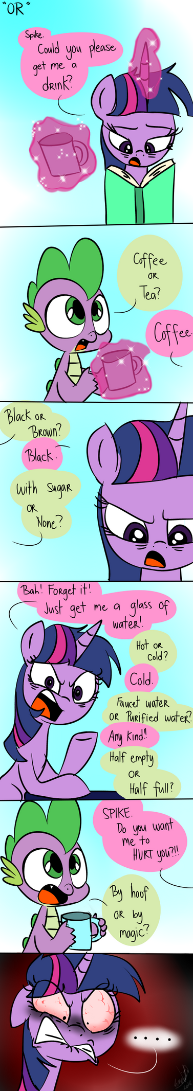 OR by EMositeCC