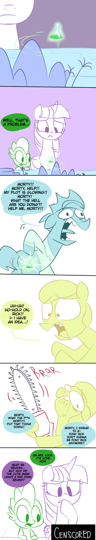 Cutie Map Fail by EMositeCC