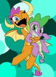 Spike and Smolder