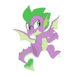 Sparkle - Winged Spike