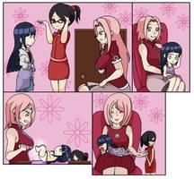 Hinata to Sakura Age transfer by TempusSubsisto