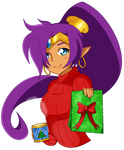 Just a little something from Shantae