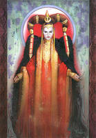 Queen Amidala by TereseNielsen