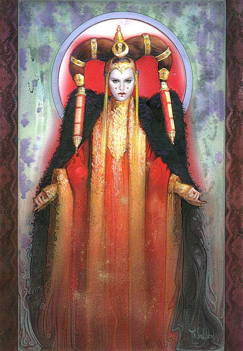Queen Amidala by TereseNielsen