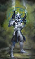 Star Wars Commander Rex