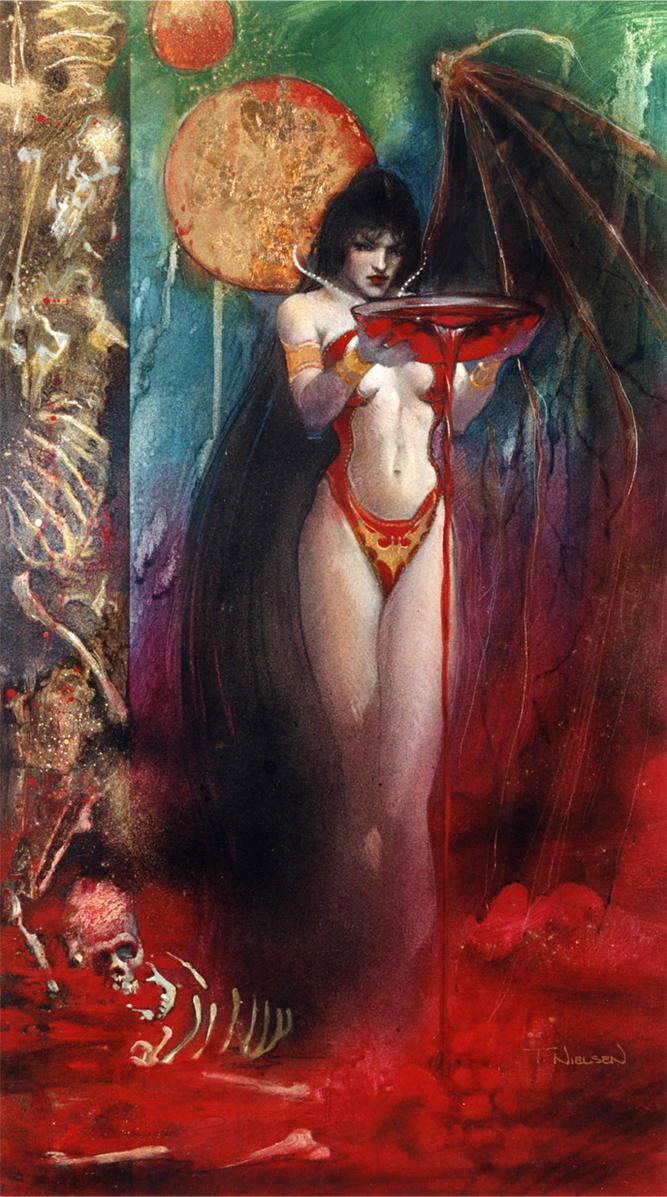 Vampirella by TereseNielsen