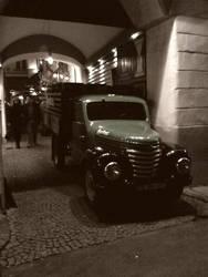 stare autka z warszawy by Lindeczek