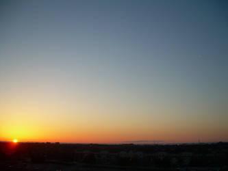 Sunrise in Mississauga by Lindeczek