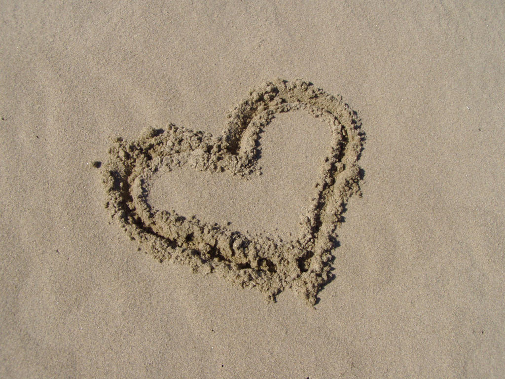 Writings in the sand photos