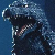 Godzilla 2002 Emoticon by GojiFan78